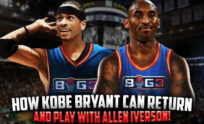 new styles 53377 d938c How Kobe Bryant Could Make A Return To Basketball With The ...