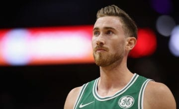 Gordon Hayward Basketball