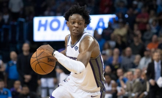 50aabc66e85 Kevin Durant: De'Aaron Fox 'Will Change Your Franchise'