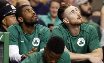 Kyrie Says hayward needs more aggression