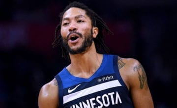 derrick rose basketball forever