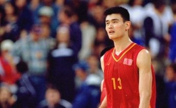 Yao Ming China Bounty