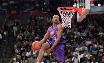 vince carter 2000 basketball forever