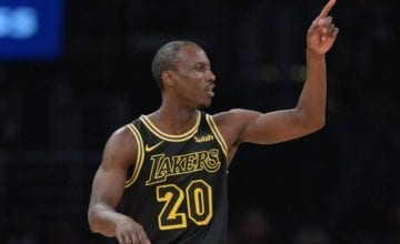 Andre Ingram Lakers latest signing