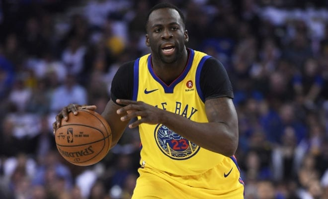 low priced a700d d9936 Draymond Green: Fans 'Often' Cross The Line With Comments