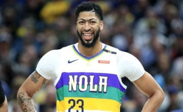 anthony davis smiling
