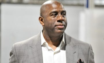 Magic Johnson basketball forever