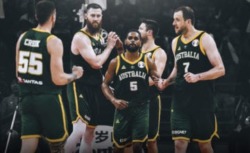 australia boomers world cup